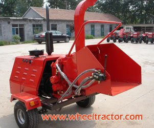 30HP Wood Chipper