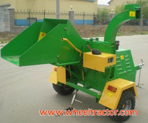 Wood Chipper With CE Approv