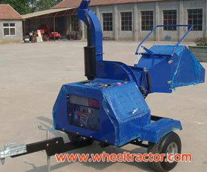 18HP Wood Chipper