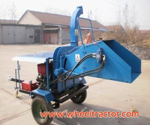 12HP Wood Chipper