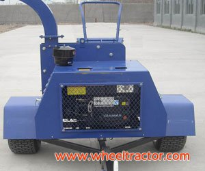 Wood Chipper With EPA Appro