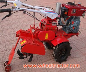 Rotary Tilling Machine
