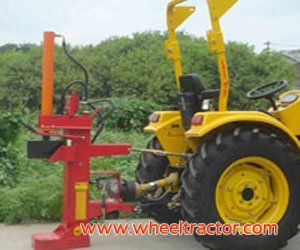 PTO Log Splitter