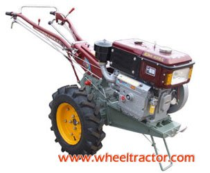 11HP Walking Tractor