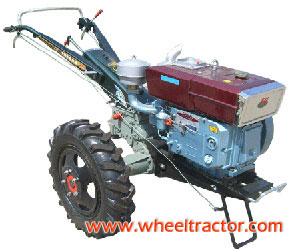 18HP Walking Tractor