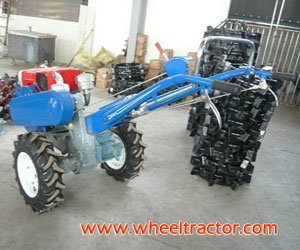 Diesel Engine Power Tillers