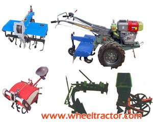 Walking Tractor Implemnet