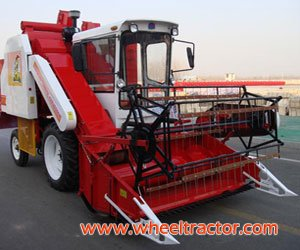 Soybean Harvester
