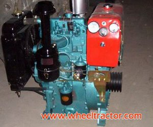 Diesel Engine for Small Power Generator Set