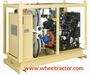 Diesel Hydraulic Pump Set
