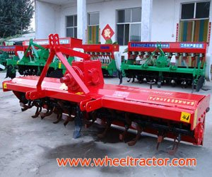 Rotary Tiller for 3 point Hitch