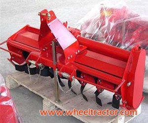 3 Point Hitch Rotary Tiller