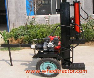 Gas Wood Splitters