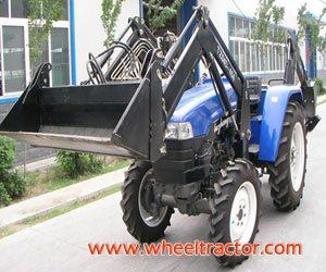 Front Loader Tractor