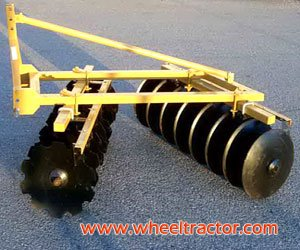 Medium Disc Harrow