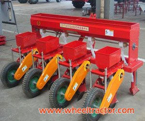 Precision Planting and Fertilizing Machine
