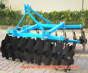 Light-Duty Disc Harrow