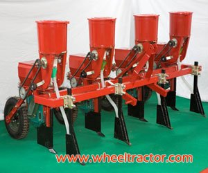 Corn and Soybean Planter