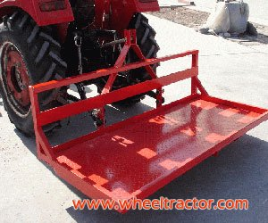 Carry All For Tractor 3 Point Hitch Tractor Carry All