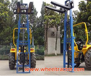Tractor Forklift,PTO Forklift,Tractor Mounted Fork Lift