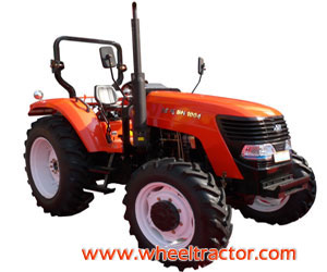 100HP Tractor - SH1004