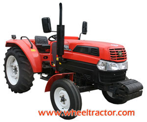 35HP Tractor - SH350