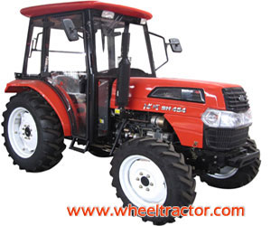 70HP Tractor - SH704