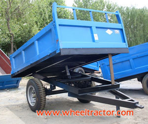 Self-unloading Wagon