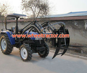 Front Loader Timber Fork