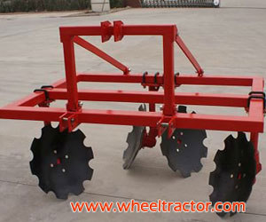 Farm Ridger Soil Disc Ridger