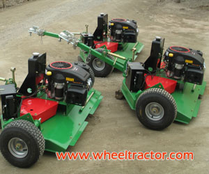 Gasoline Engine ATV Mower