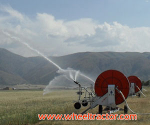 Large Sprinkler Irrigation