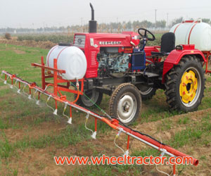 Tractor Agricultural Spray