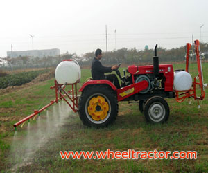Tractor Agriculture Spraying Machine