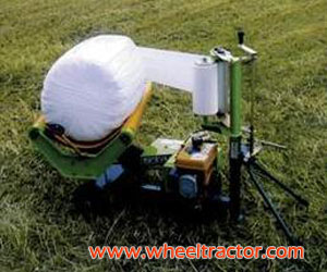 Hay Baler Wrapping Machine
