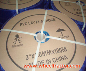 Layflat Hose Packaging