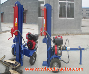 LS37 Log Splitter
