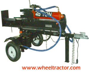 LS45 Log Splitter