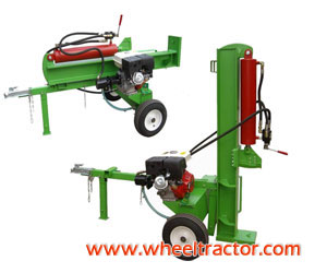 Dual-purpose Log Splitter