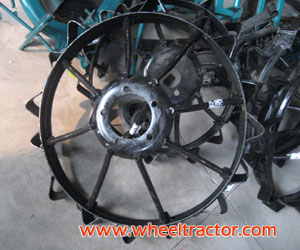 Paddy Wheel For Walking Tractor