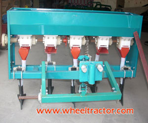 Wheat Seeder For Walking Tractor