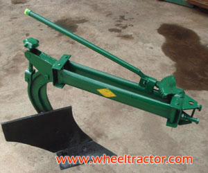 Single Plough For Walking Tractor