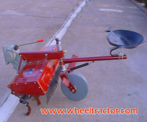 Tiller For Walking Tractor