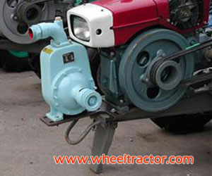 Water Pump For Walking Tractor