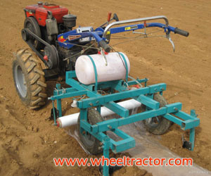 Mulch Applicator