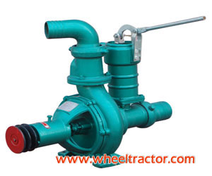 4 Inch Hand Press Water Pump