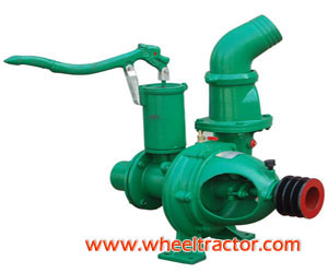 6 Inch Hand Press Water Pump