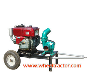 Mobile Water Pump Set