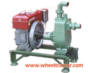 Self Priming Pump Set