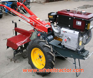 10 HP Power Tiller